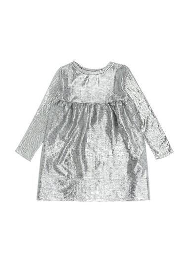 Beymen Kids Elbise Gümüş